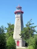 Toronto Lake lighthouse 2016 Stock Photography