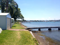 Toronto, Lake Macquarie NSW Australia. Royalty Free Stock Images