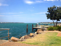 Toronto, Lake Macquarie NSW Australia. Royalty Free Stock Photography
