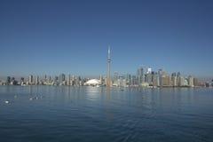 Toronto and Lake Ontario Stock Photo