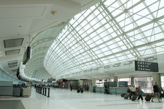 Toronto Lester B. Pearson International Airport royalty free stock photo