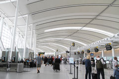 Toronto Lester B. Pearson International Airport Stock Photography