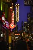 Toronto-Lichter Lizenzfreies Stockfoto