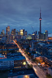 Toronto lights Royalty Free Stock Photos