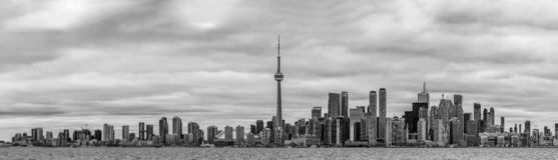 Toronto linia horyzontu III obrazy stock