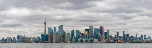 Toronto linia horyzontu IV zdjęcie royalty free