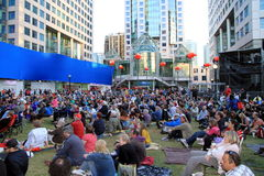 Toronto Luninato Festival Royalty Free Stock Photos