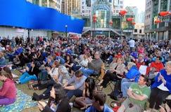 Toronto Luninato Festival Stock Photography