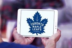 Toronto Maple Leafs-Hockey-Team-Logo lizenzfreie stockfotos