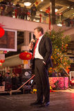 Toronto mayor John Tory attends Chinese New Year stock photo