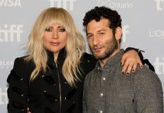 2017 Toronto Międzynarodowy Ekranowy festiwal - ` dama Gaga: Pięć Dwa stopy ` konferencja prasowa zdjęcia stock