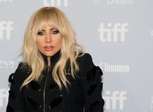 2017 Toronto Międzynarodowy Ekranowy festiwal - ` dama Gaga: Pięć Dwa stopy ` konferencja prasowa zdjęcia royalty free