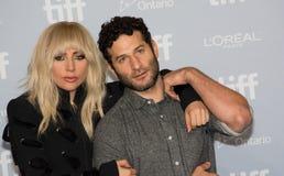 2017 Toronto Międzynarodowy Ekranowy festiwal - ` dama Gaga: Pięć Dwa stopy ` konferencja prasowa obraz royalty free
