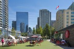 Toronto miastowy widok Zdjęcie Stock