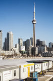 Toronto-Mittestadt Lizenzfreies Stockfoto