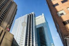 Toronto modern buildings Stock Photos