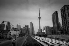 Toronto na swój 183rd urodziny Obrazy Stock