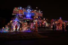 Toronto natt Royaltyfri Bild