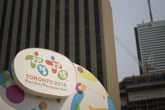 Toronto niecka Am 2015 Obrazy Stock
