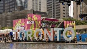 Toronto niecka Am 2015 Fotografia Stock