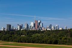 Toronto od wschodu Obraz Stock