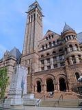 Toronto, Old City Hall Stock Image