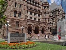 Toronto Old City Hall Stock Image