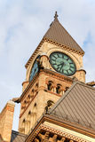 Toronto Old City Hall in the sunset light Royalty Free Stock Photos