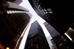 Toronto, Ontário Foto de Stock Royalty Free