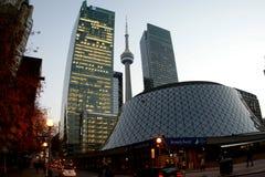 Toronto Ontario Immagini Stock Libere da Diritti