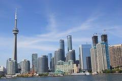 Toronto, Ontario, Canada, CN Tower Stock Photo