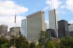 Toronto Ontario, Kanada Royaltyfri Fotografi