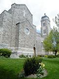 Toronto the Our Lady of Perpetual Help Church 2010 Royalty Free Stock Image