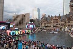 Toronto - Panamania Royalty-vrije Stock Afbeelding