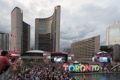 Toronto, Panamania - Zdjęcia Royalty Free