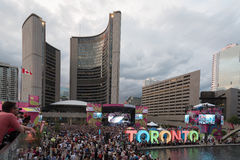 Toronto - Panamania Royalty-vrije Stock Foto's