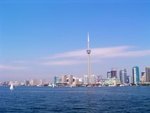 Toronto panorama Royalty Free Stock Image