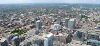 Toronto panorama Stock Image