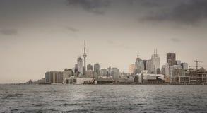Toronto pejzaż miejski Zdjęcie Royalty Free