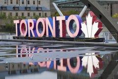 Toronto Śpiewa przy Nathan Philips kwadratem Zdjęcie Royalty Free