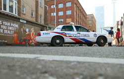 Toronto Police Car Stock Photos