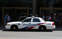 Toronto Police Car Royalty Free Stock Photo