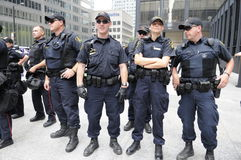 Toronto police officers. Stock Photography