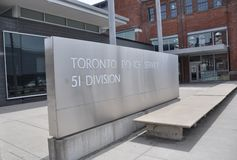 Toronto Police Service Royalty Free Stock Images