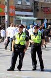 Toronto Policemen Royalty Free Stock Image