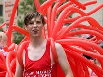 Toronto Pride Parade Royalty Free Stock Photography