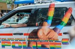 Toronto Pride Parade 2014 imagen de archivo libre de regalías