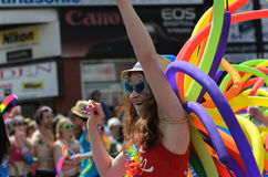 Toronto Pride Parade 2014 Stock Photos