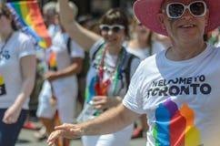 Toronto Pride Parade 2014 Stock Images