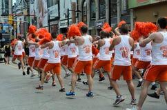 Toronto Pride Parade 2014 Royalty Free Stock Image